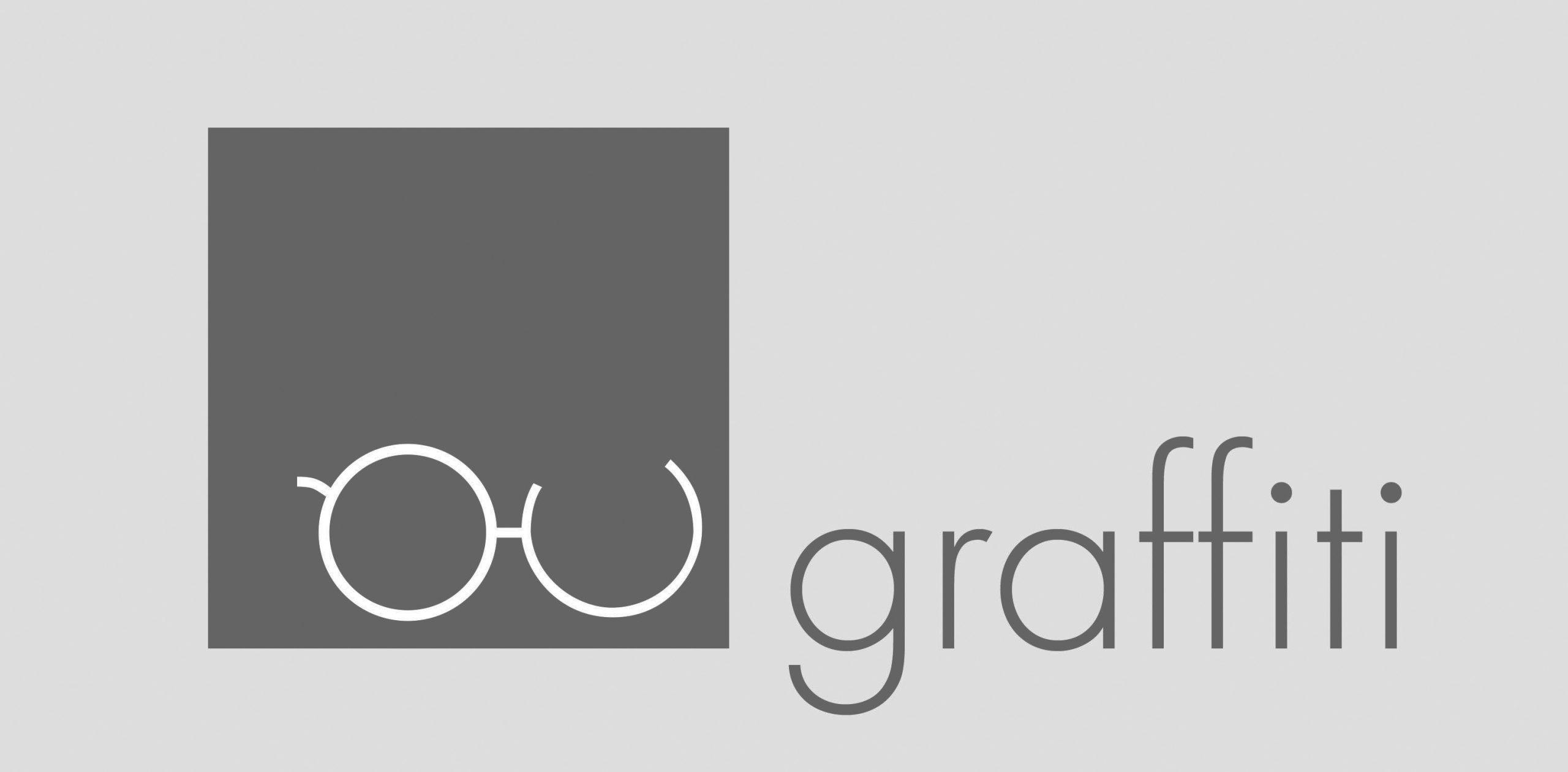 Graffiti Logo B&W